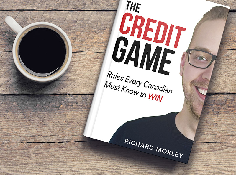 The Credit Game - Book by Richard Moxley